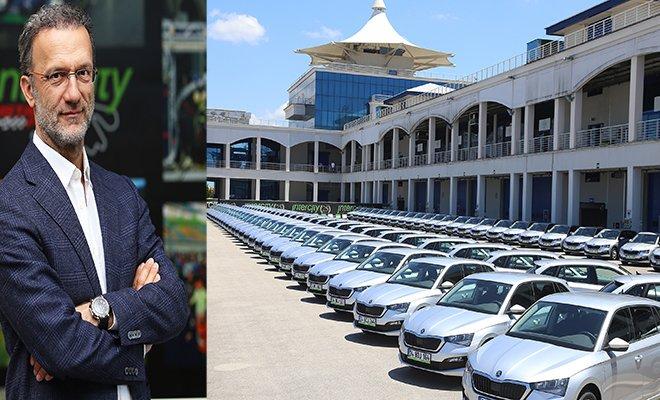 1 milyar TL'lik ikinci el araç satışı yaptık