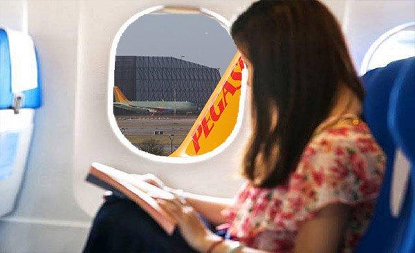 18 yaş altı uçak yolcuları tek başına seyahat edebilecek