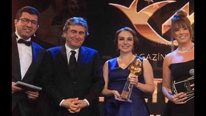 '24. Altın Objektif Ödülleri'nde renkli gece