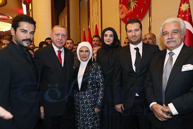 29 Ekim Cumhuriyet Bayramı Kabul Töreni