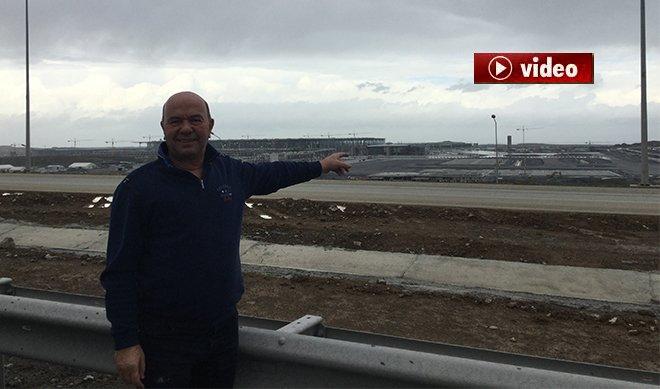 3. Havalimanı 3 Mart 2018 Son Hali!video