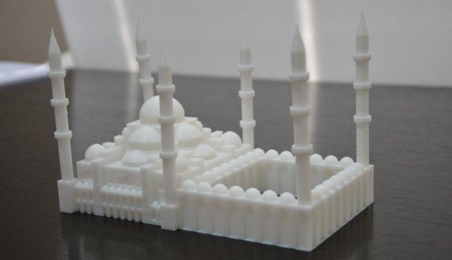 3D yazıcı, eğitim dünyasının keşfini bekliyor