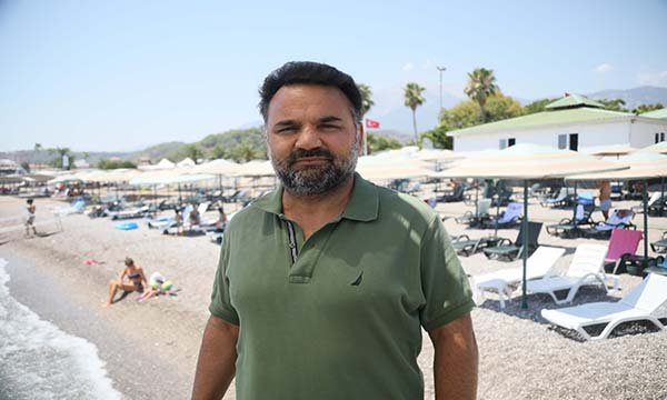 5 yıldızlı otel, 'sahilde adil paylaşım' için yargıya başvurdu