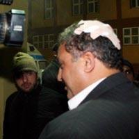 Belediye Başkanı'na bıçaklı saldırı