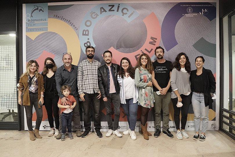 8. Boğaziçi Film Festivali'nde yarışma heyecanı devam ediyor!