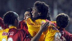 Sami Yen'de 'Yıldızlı' Geceler: 3-0