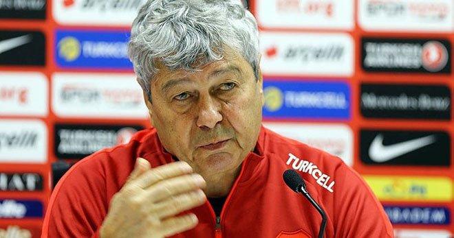 A Milli Futbol Takımı ile Lucescu  yollar ayrılıyor mu?