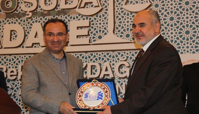 Adalet Bakanı Bozdağ Konya'da