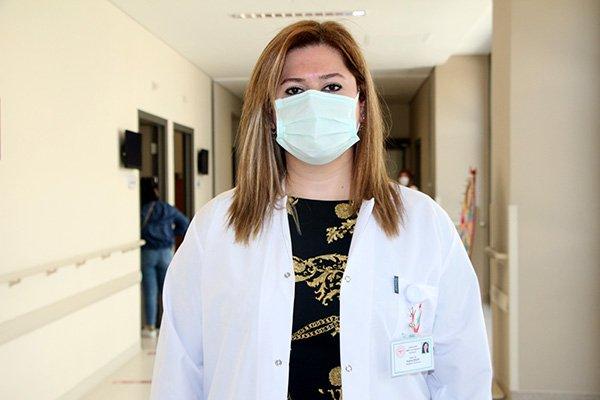 Adana Şehir Hastanesi'nde günde bin kişi aşılanıyor#video
