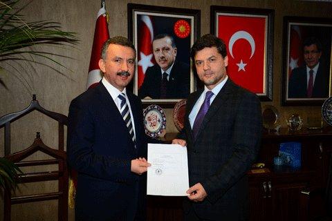 CEYLAN, Ak Parti Ankara 2. Bölge Milletvekili Aday Adayı
