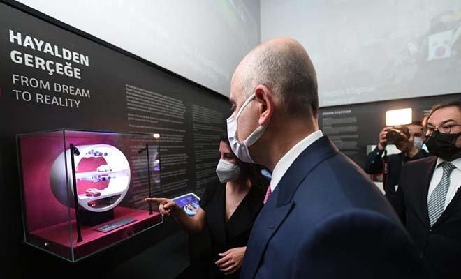 #Adil Karaismailoğlu, Avrasya Tünelini ziyaret etti(video)