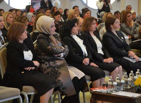 Aile ve Sosyal Politikalar Bakanı Fatma Şahin Gönül Elçileri Projesi
