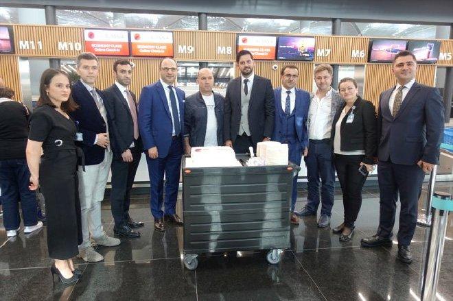 Air Albania, İstanbul Havalimanı'ndan Seferlere Başladı!