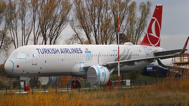 Airbus THY'ye uçağını hala teslim edemedi!