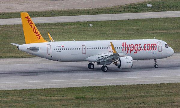 Airbus, Yılın ilk yarısı sipariş ve teslimat rakamları