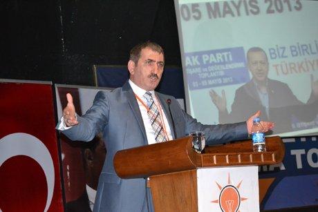 AK Parti 42. Genişletilmiş Danışma Meclisi toplantısı yapıldı.