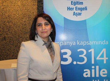 AK Parti Adıyaman Kadın Kolları Başkanı Ayla Pektaş