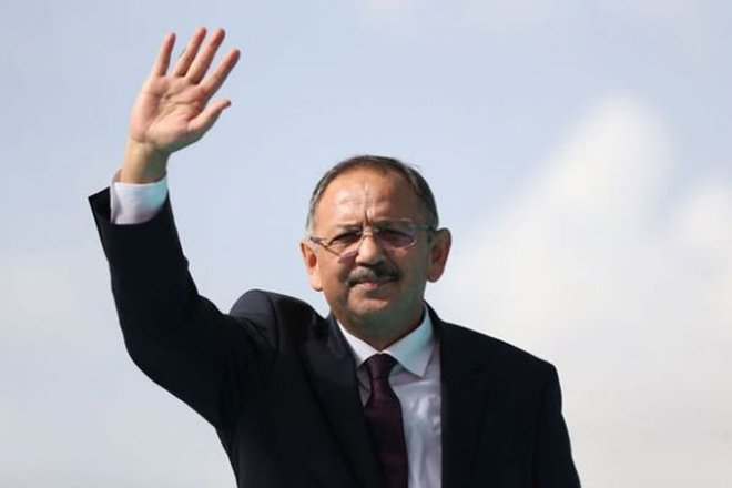 AK Parti Ankara adayı Mehmet Özhaseki mi?