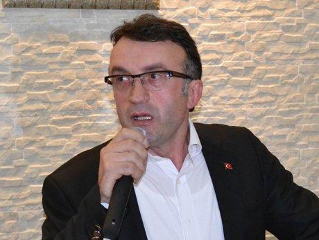 AK Parti Bandırma İlçe Başkanı Eşraf Kasapoğlu