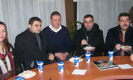 AK Parti Biga Gençlik Kolları
