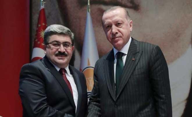 AK Parti Bilecik Belediye Başkan Adayı Nihat Can oldu!
