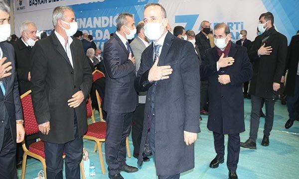 AK Parti Bitlis 7'nci Olağan Kongresi yapıldı