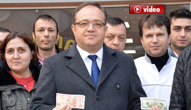 AK Parti'den dolar bozma kampanyası