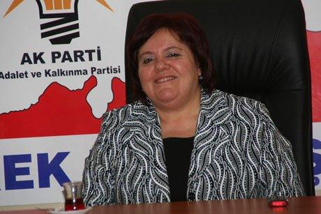 AK Parti Devrek İlçe Kadın Kolları
