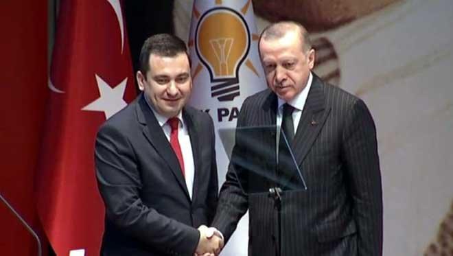 AK Parti Edirne Belediye Başkan adayı Koray Uymaz