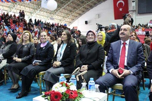 AK Parti Edirne Kadın Kolları 4. Olağan Kongresi