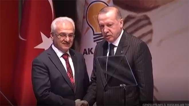 AK Parti Erzincan Belediye Başkan Adayı Cemalettin Başsoy oldu
