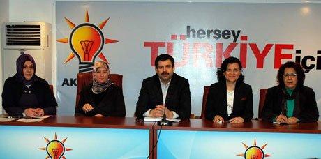 AK Parti Eskişehir İl Kadın Kolları Kongresi