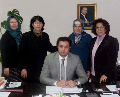 AK Parti Eskişehir Tepebaşı İlçe Kadın Kolları