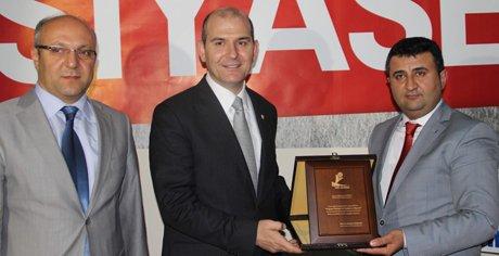 AK Parti Genel Başkan Yardımcısı Süleyman Soylu
