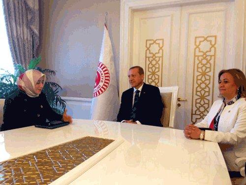 AK Parti haftalık olağan grup toplantısı