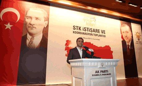 AK Parti İstanbul Gençlik Kolları