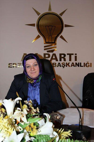 AK Parti Kadın Kolları Başkanı Hilal Demir