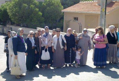 AK Parti Kadın Kolları çalışmalara başladı.