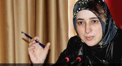 AK Parti Kadın Kolları, Kamer Genç'i protesto edecek