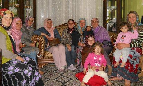 AK Parti Karasu İlçe Kadın Kolları