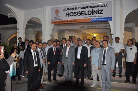 AK Parti Keçiören İlçe Başkanı Av. Bülent Yağmur