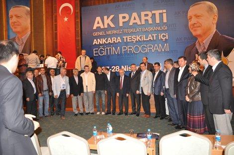 AK Parti Keçiören İlçe Başkanlığı