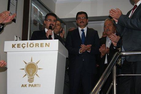 AK Parti Keçiören'de Bayramlaşma coşkulu geçti..