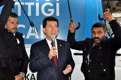 AK Parti'li Kılınçtan Hakan Şükür iddiası