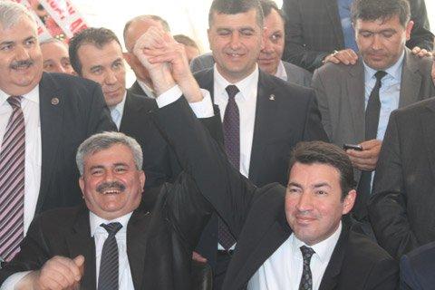 AK Parti Milletvekili Adaylarını halka tanıttı