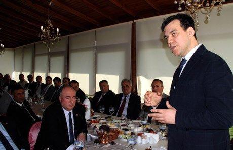 AK Parti Nilüfer Belediye Başkan adayı Dr. Mustafa Esgin