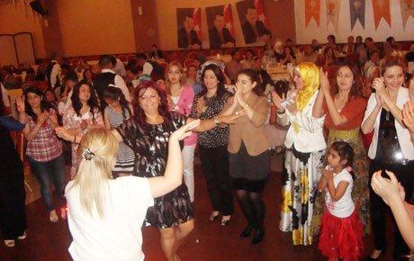 AK Parti Ödemiş Kadın Kolları