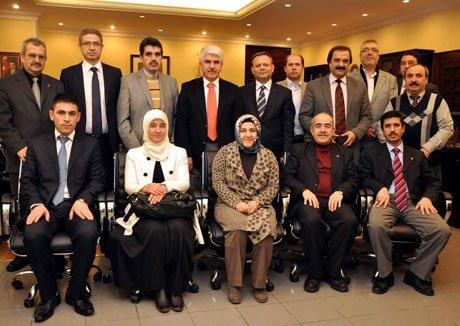 AK Parti Odunpazarı İlçe Kadın Kolları