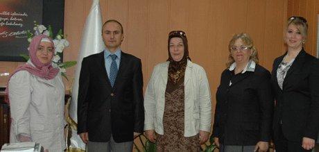 AK Parti Samsun Kadın Kolları Başkanı Gürbüz