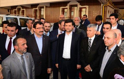 """AK Parti """"Sandığına Sahip Çık"""" startı verdi."""